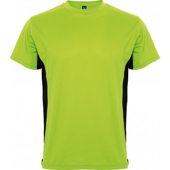 T-SHIRT TECHNIQUE BICOLORE JUMP MARQUAGE 1 COULEUR INCLUS